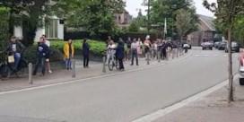 Was dit de langste bakkersfile van Vlaanderen?