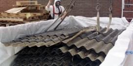 Asbestbestrijding schakelt versnelling hoger