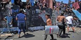 Irakezen weer op de barricades