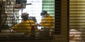 Meer dan 1.000 mensen raakten in ziekenhuis met covid besmet