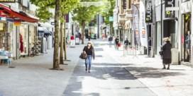 Geen stormloop op winkels in Hasselt