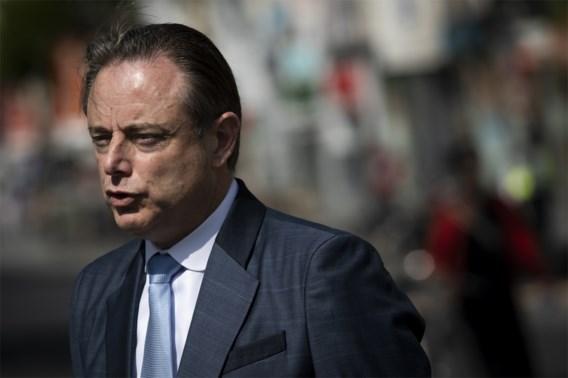 De Wever: 'Het kreupele paard zal moeten verder draven'