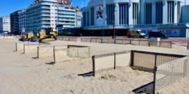 Knokke introduceert cabriocabines op strand