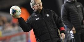 Antwerp neemt afscheid van coach Laszlo Bölöni