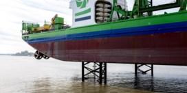 Gewonden bij ongeval met schip dat gebouwd wordt voor Deme