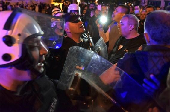 Rellen in Montenegro na arrestatie bisschop