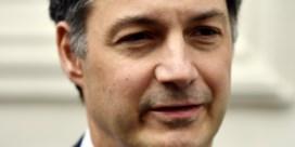 Alexander De Croo: 'Belastingaangifte zo gemakkelijk mogelijk maken'