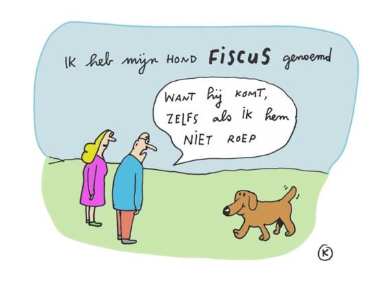 Controleer zelf de fiscus