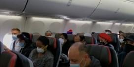 Luchtvaartmaatschappijen worstelen met afstandsregels