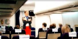 Stewardess 'De ideale wereld' geeft uitleg bij reddingsplan Brussels Airlines