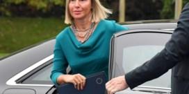 Duwde Van Rompuy Mogherini door als rector Europacollege?