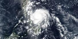 Tyfoon Vongfong: 140.000 mensen ondergebracht in noodopvang op Filipijnen
