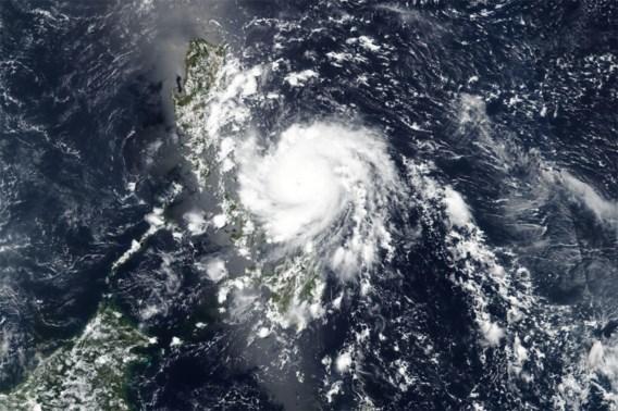 Tyfoon Vongfong: 140.000 Filipino's ondergebracht in noodopvang