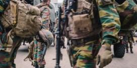 Militairen verdwijnen vanaf september uit straatbeeld