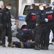 Duizenden Duitse 'covidioten' betogen opnieuw tegen coronamaatregelen