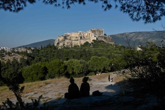 Griekenland heropent archeologische sites nog deze maand
