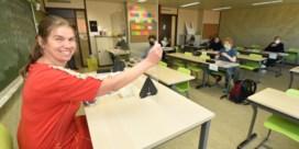 Oostendse scholen geslaagd voor eerste lesdag