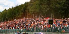 Grote Prijs Formule 1 van België met de handrem op