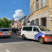 Brugse Poort wordt opgekuist door politie