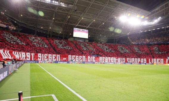RB Leipzig heeft vliegtuigtrap nodig om maatregelen voor reservebank te respecteren