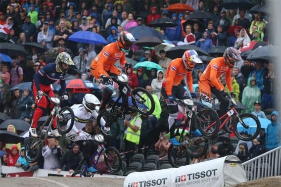 Zolder organiseert laatste twee manches van de Europabeker BMX