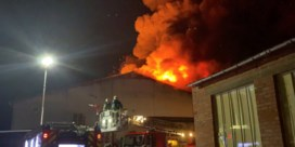 Zware uitslaande brand verwoest logementsloods voor seizoensarbeiders in Sint-Truiden