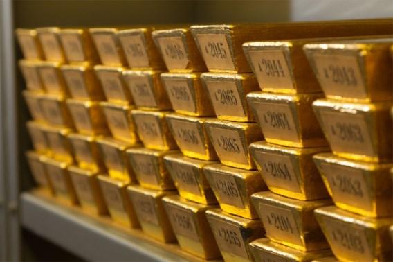 Goudprijs op hoogste niveau sinds eind 2012