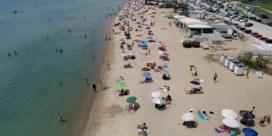 In Griekenland en Californië liggen de stranden weer vol