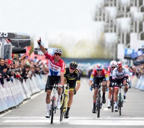 UCI geeft rest wielerkalender vrij: Scheldeprijs op 14 oktober, geen Dwars door Vlaanderen dit jaar
