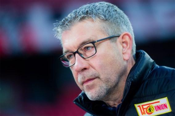 Union Berlijn kan weer op coach Fischer rekenen na twee negatieve coronatests