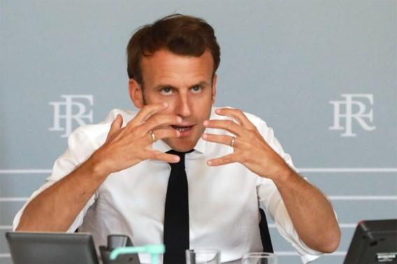 Partij Emmanuel Macron verliest absolute meerderheid in parlement