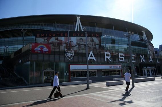 Premier League houdt rekening met nog een heel jaar voetbal zonder toeschouwers