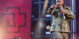 Rammstein kondigt nieuwe datum aan voor concert in Oostende