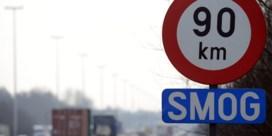 Ozondrempel onverwacht overschreden in Brussel