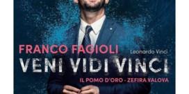 Il Pomo d'Oro - Franco Fagioli, contratenor. Veni Vidi Vinci