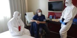 Van de covid-hel naar een viersterrenhotel in Bergamo