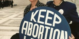 Boegbeeld dat zich tegen abortus keerde, 'werd hiervoor betaald'