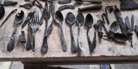 'Schat' gevangenen Auschwitz gevonden