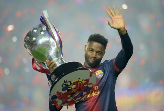 """Alex Song: """"Barcelona zei me dat ik niet veel zou spelen, maar dat kon me niet schelen. Ik was miljonair"""""""