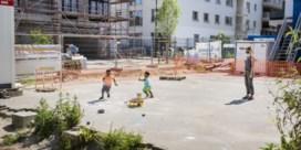 Brusselse kinderen spelen op afspraak