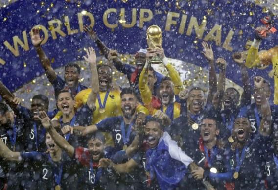 Franse WK-winnaar veilt gouden medaille voor €65.000