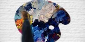 Kleuren met Van Eyck