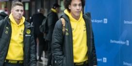 Borussia Dortmund kan voor trip naar Wolfsburg nog altijd niet op Witsel rekenen