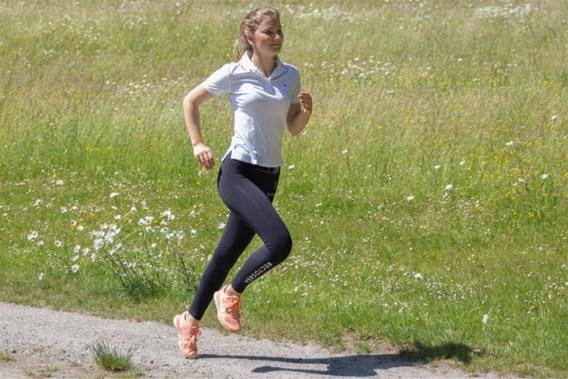 Prinses Elisabeth verrassend ambassadrice voor Belgisch sportmerk