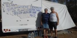 Antwerps koppel al 2 maanden vast in camper in Marokko door lockdown