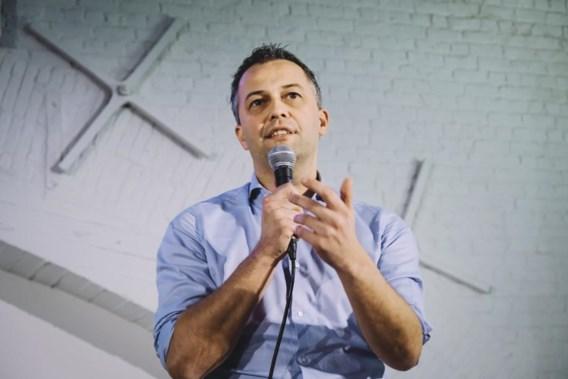 Egbert Lachaert nieuwe voorzitter Open VLD: 'Openen nieuw hoofdstuk'