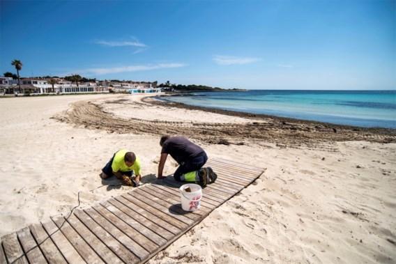 Buitenlandse toeristen vanaf juli weer welkom in Spanje