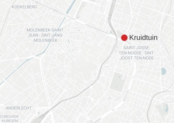 Man in levensgevaar na aanval met mes in Brussels metrostation
