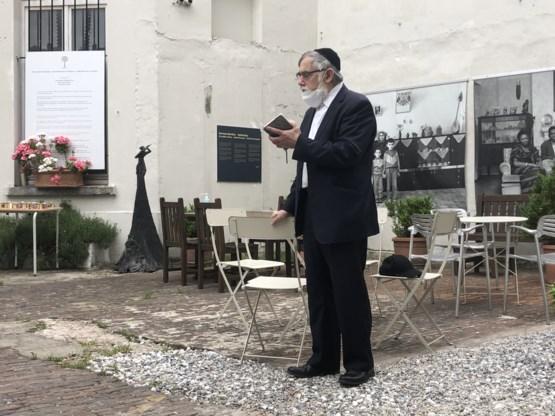 Aanslag in Joods Museum van België in beperkte kring herdacht