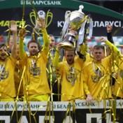 Pandemie of niet, Bate Borisov wint Beker van Wit-Rusland voor 5.000 supporters